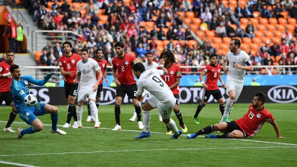 شاهد ملخص مباراة مصر والنيجر 1 1 تصفيات امم افريقيا
