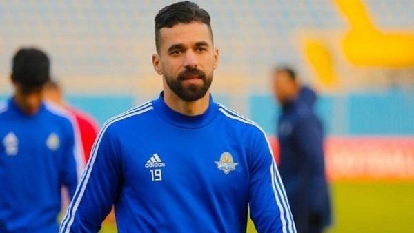 إيقاف عبدالله السعيد بسبب المنشطات .. بيراميدز يحسم الجدل